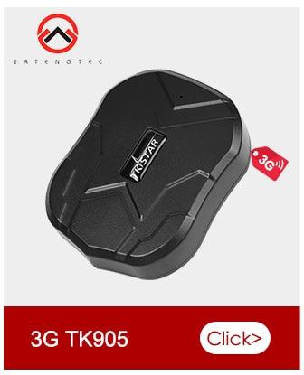 Αγορά Ηλεκτρονικός εξοπλισμός αυτοκινήτου | TK103B GPS Tracker Car