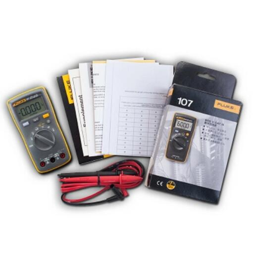 Fluke 107 Auto Range Digital Multimeter AC/DC Voltage