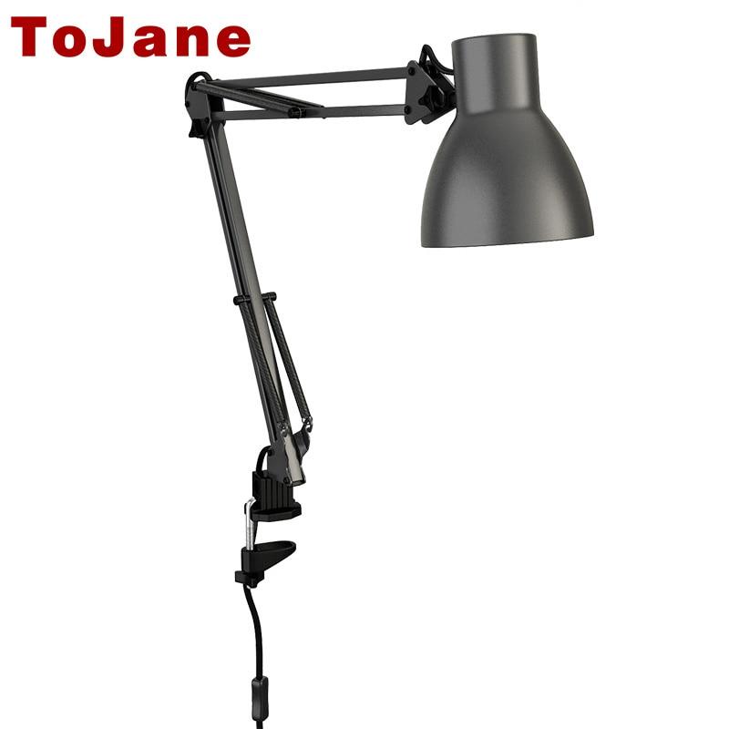desk lamp clip