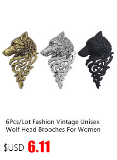 Fashion Vintage Unisexe Plaqué Or Cristal Strass Elephant Broches Pins