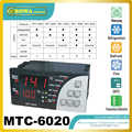 MTC6020 electronic controls with multiple management modes optional: pump, refrigeration, defrosting and fan, for water chillers