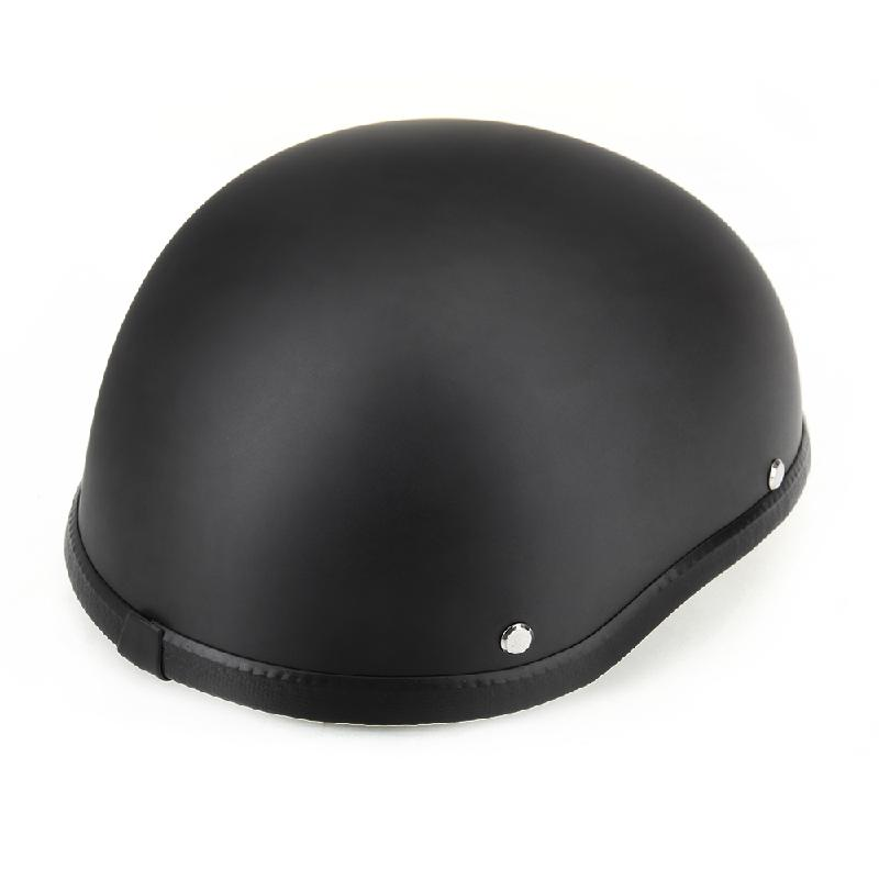half moto protection helmet