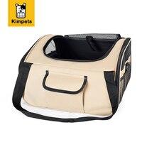 KIMHOME PET Multifunction Portable Car Mat Folding Washable Hammock Seat Cover Dog Cat Pet Travel Rear