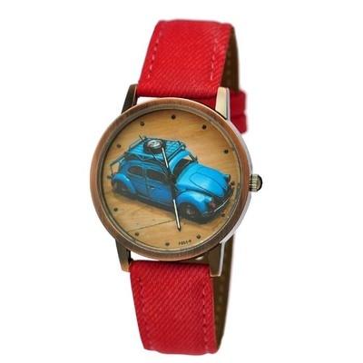 2019 Nouvelle Marque Hommes Montre Quartz Montres Décontracté Rétro Denim Sangle Petite Surface De Voiture Montres-bracelets Horloge Relogio Masculino Les Consommateurs D'Abord