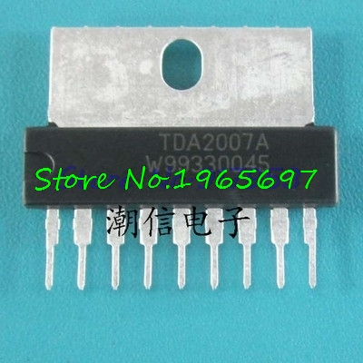 1pcs/lot TDA2007A <font><b>TDA2007</b></font> ZIP-9 In Stock image