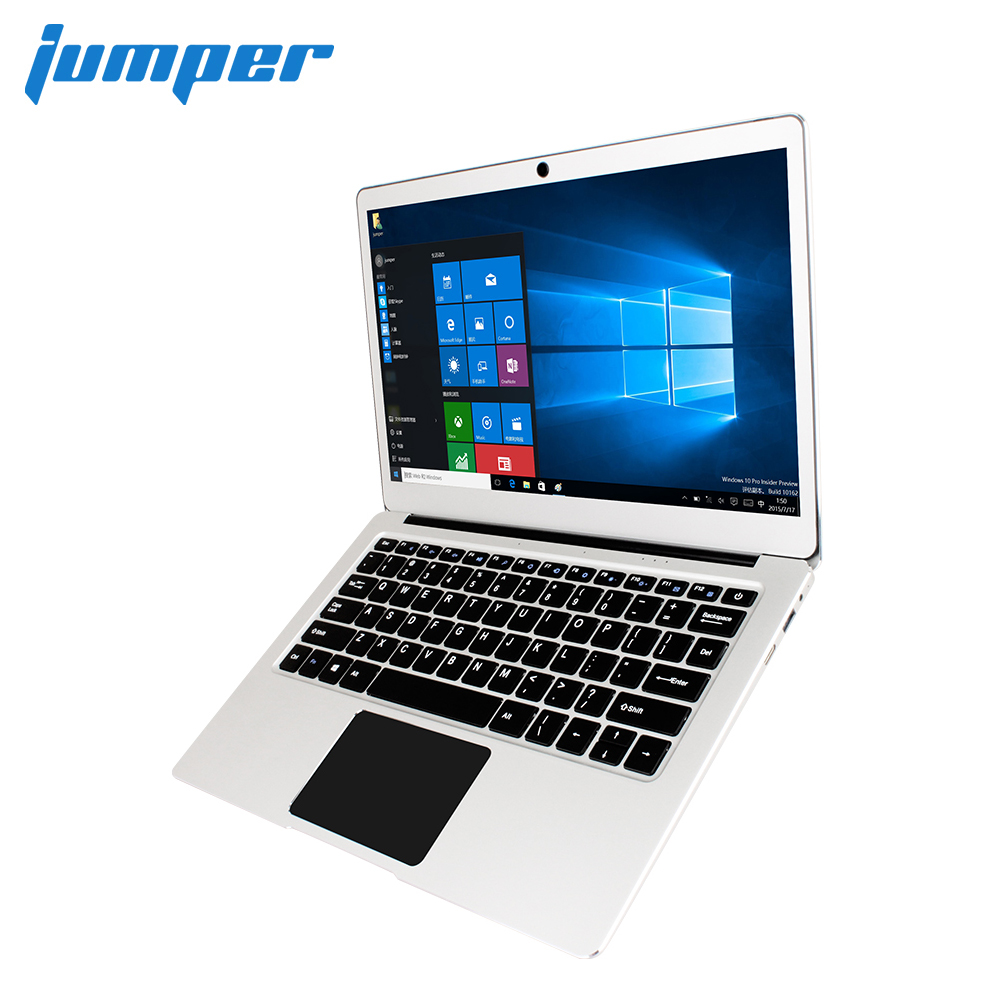 "13.3"" IPS Screen Laptop Jumper EZbook 3 Pro Notebook With M.2 SATA SSD Slot Intel Apollo Lake N3450 Ultrabook 6GB DDR3 64GB EMMC"