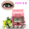 YANYAXI 5 Pairs 100% Handmade Natural Lower Under Bottom False Eyelashes Fake Eye Lashes Soft Makeup Tools