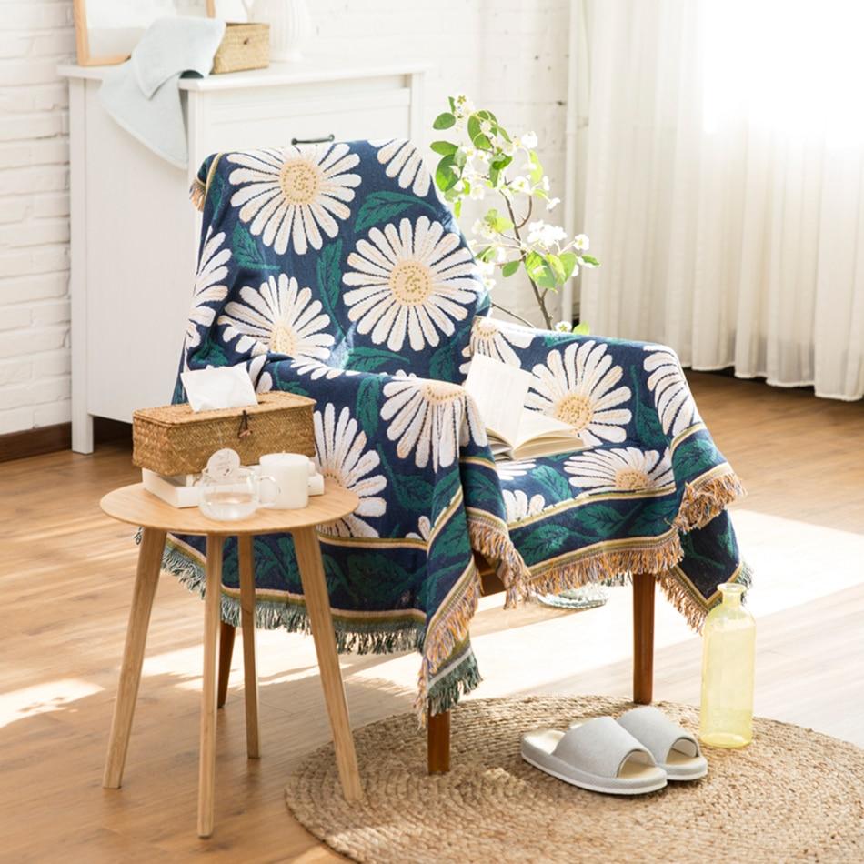 Cheap High Quality Furniture: Flower Sofa Cloth European Style Armchair Cover Couch
