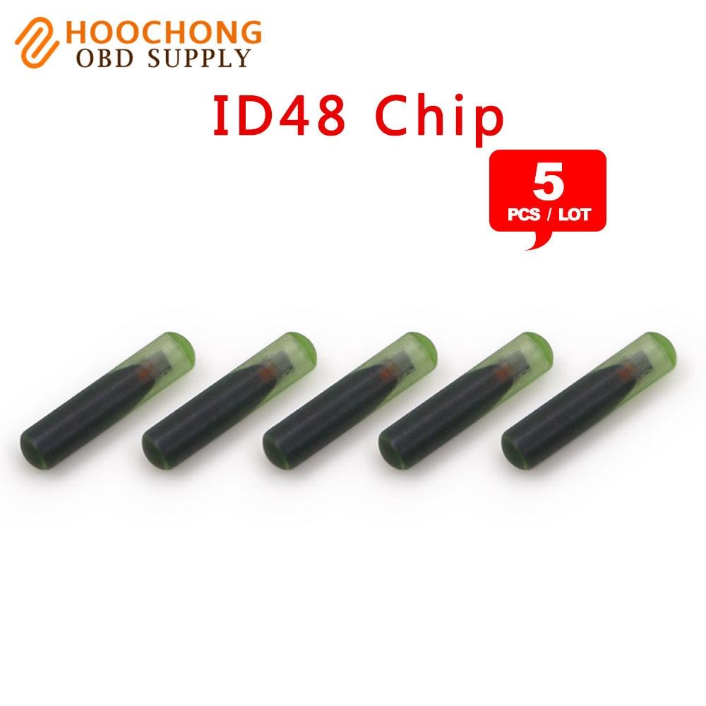 5pcs/lot ID48 Chip For CBAY Handy Baby Car Key Copy JMD Handy Baby Auto Key Programmer 48 Chip