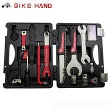 цена Multifunctional Bicycle Repair Tools MTB Mountain Road Bike Tool Kit Flywheel Remover Socket Bottom Bracket Crank Puller Tool онлайн в 2017 году