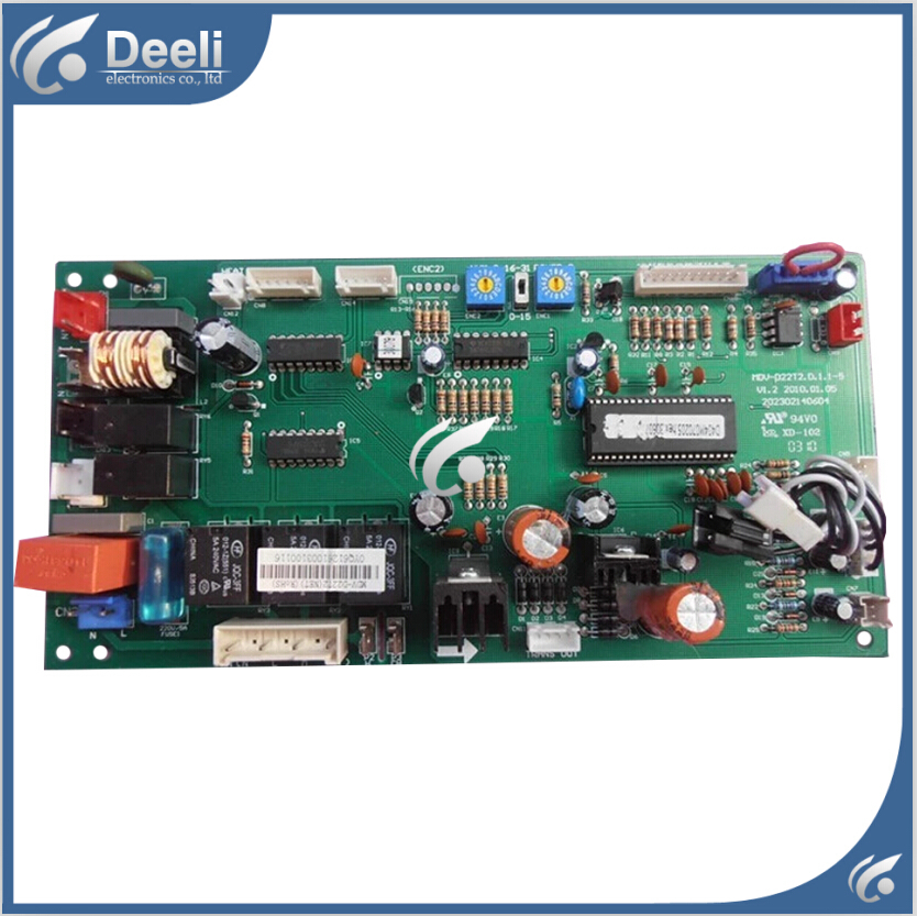 95% new good working for air conditioner motherboard MDV-J22T2 frequency conversion control board on sale 100% tested for washing machines board xqsb50 0528 xqsb52 528 xqsb55 0528 0034000808d motherboard on sale