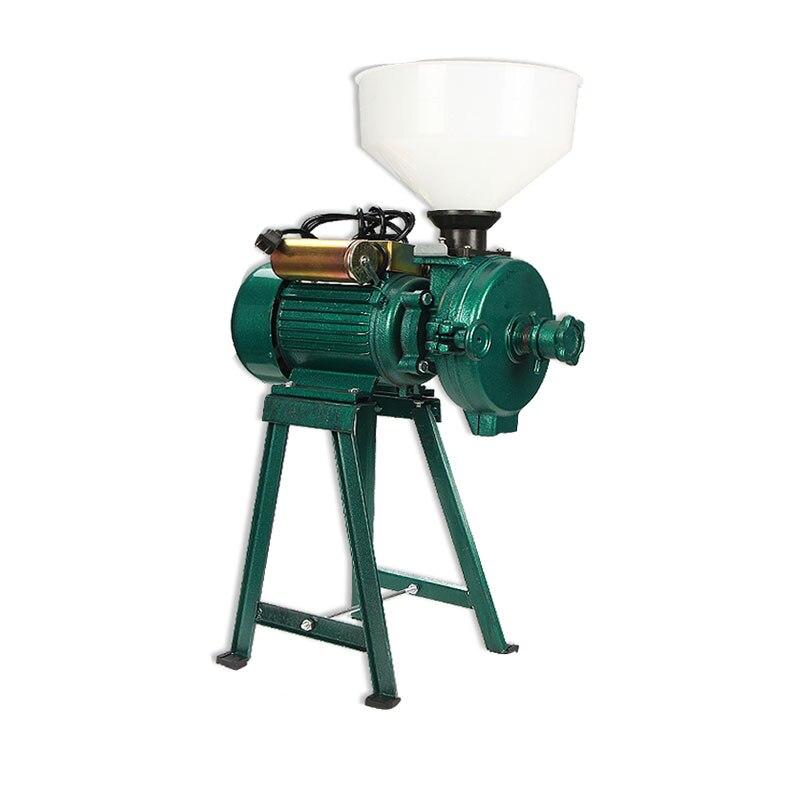 JamieLin Universal Crushing Machine Rice / Grain Grinding Machine Pepper Grinder Dry-wet Dual-purpose Grinding Machine