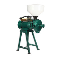 JamieLin Universal Crushing Machine Rice / Grain Grinding Machine Pepper Grinder Dry wet Dual purpose Grinding Machine