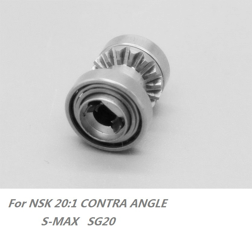 Spare Cartridge Turbine Rotor For NSK S-MAX SG20 Implant 20:1 Contra Angle Handpiece подшипник сферический шариковый nsk ucp204 p205 p206 p207 p208 p209 210