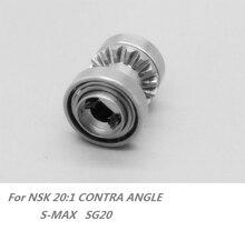 Zamiennych Kaseta Turbiny Wirnik Do 20:1 Implant Kątnicy Rękojeść NSK SG20 S-MAX