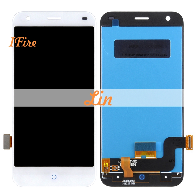 IFire for ZTE Blade S6 lite screen Display LCD+Touch Screen Complete Digitizer Assembly replacement parts 1pc+tools freeshipping