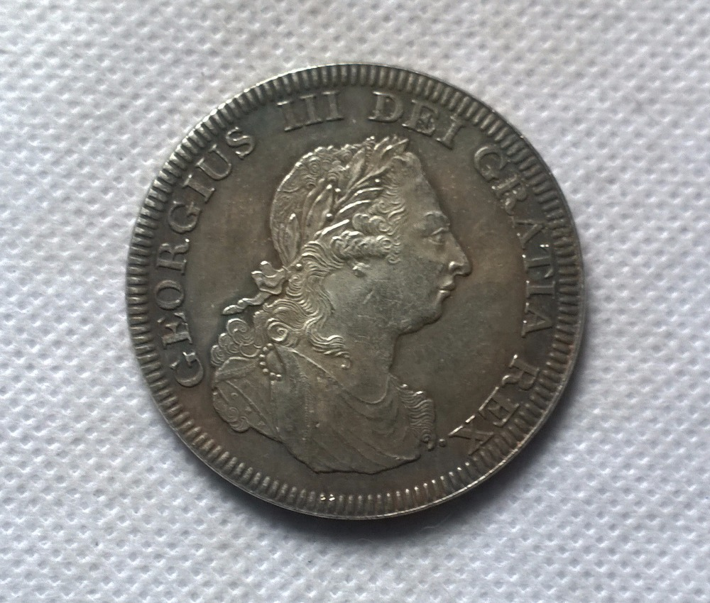 Central America Lower Price with 1808 Bermuda Retro Pattern Proof Crown Pure Copper George Iii Coin With The Best Service