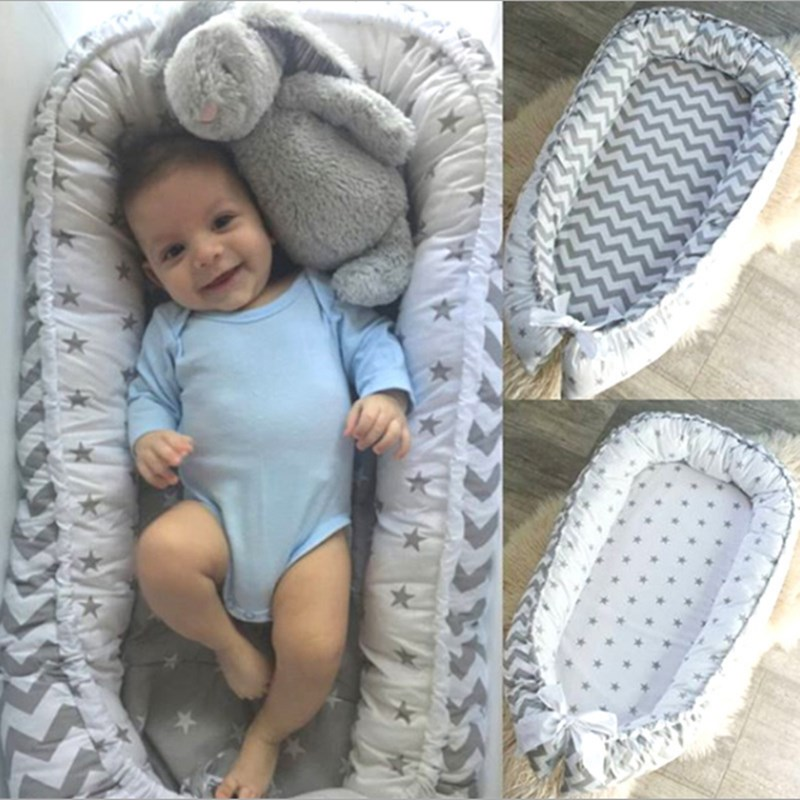 Baby Nest Bed Crib Portable Removable Baby 100% Cotton Bionic Bed Neonatal Multifunctional Washable Separated Uterine Bed BebeBaby Nest Bed Crib Portable Removable Baby 100% Cotton Bionic Bed Neonatal Multifunctional Washable Separated Uterine Bed Bebe