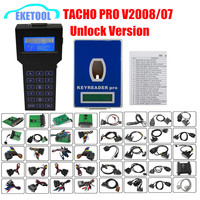 Professional Odometer Programmer Tacho Pro 2008 July Mileage Corection Tool Works Multi Brand Cars Auto Dash Programmer