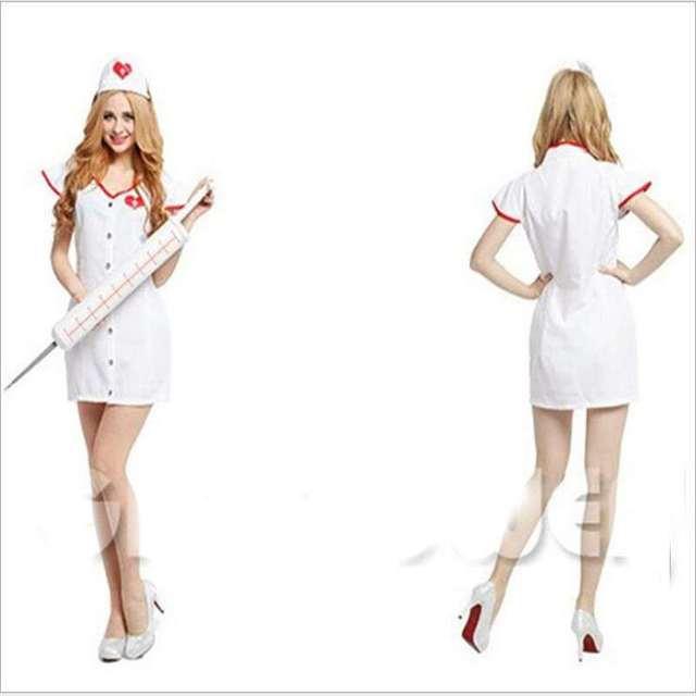 Professionele Halloween Kostuums.Halloween Kostuums Vrouwelijke Verpleegkundigen