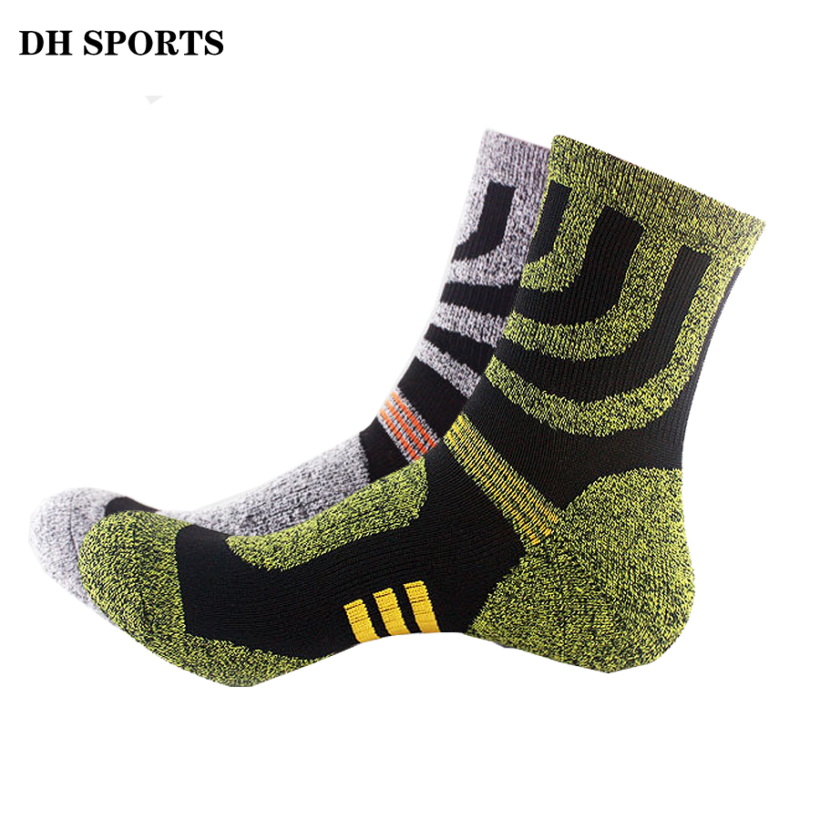 Brand New Men Women Outdoor Socks Walking Hiking Socks Professional Sport Socks Thicken Camping Climbing Socks size 38 to 45
