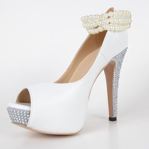 Compare Prices on Cute White High Heels- Online Shopping/Buy Low ...