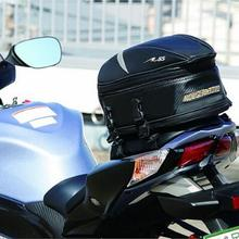Новинка, хорошее качество, Мото сумка, водонепроницаемые мотоциклетные сумки, чемодан, черный, для мотоцикла Bags001