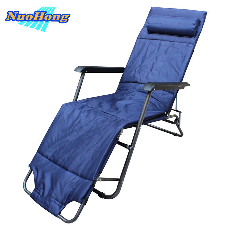 Aliexpress.com : Buy NUOHONG 2017 Folding Sun Lounger Double Deck Fashion Outdoor  Furniture Tourist Camping Chairs Stainless Steel Metal From Reliable ... Part 65