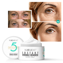 AUQUEST Beauty Face Cream 5 Seconds Wrinkle Remover Anti Aging Moisturizer Instant Firming Facial Skin Care Product  20g 1000g instant white cream face body neck concealer skin care beauty salon equipment oem wholesale