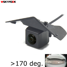 CCD Car Front View vehicle Logo Camera for Benz Mercedes Vit
