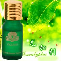 Eucalyptus100% Pure Essential Oil 10ML (free shipping) (D15 1)
