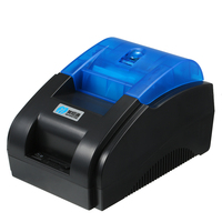 Thermal label printer USB Printer Receipt Printer Thermal Printer For Shopping Malls Supermarkets Take away Delivery 58mm