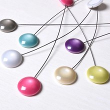 Magnetic Curtain Buckle Resin Clip Rings & Buckles Ball Shaped Accessories