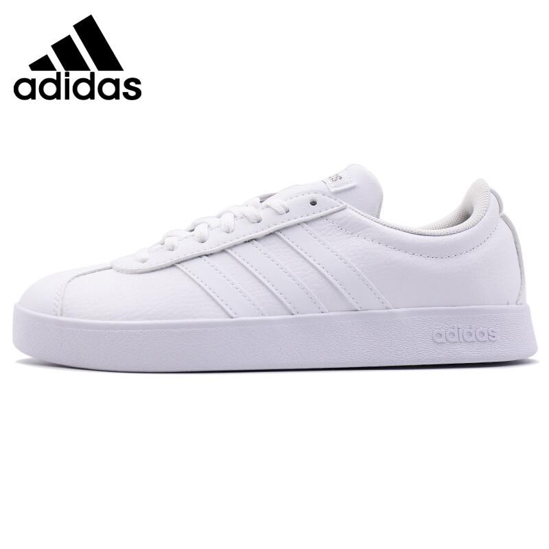Original New Arrival 2018 Adidas Neo Label VL COURT 2 Women's Skateboarding Shoes Sneakers кеды мужские adidas vl court 2 0 цвет синий da9854 размер 7 5 40