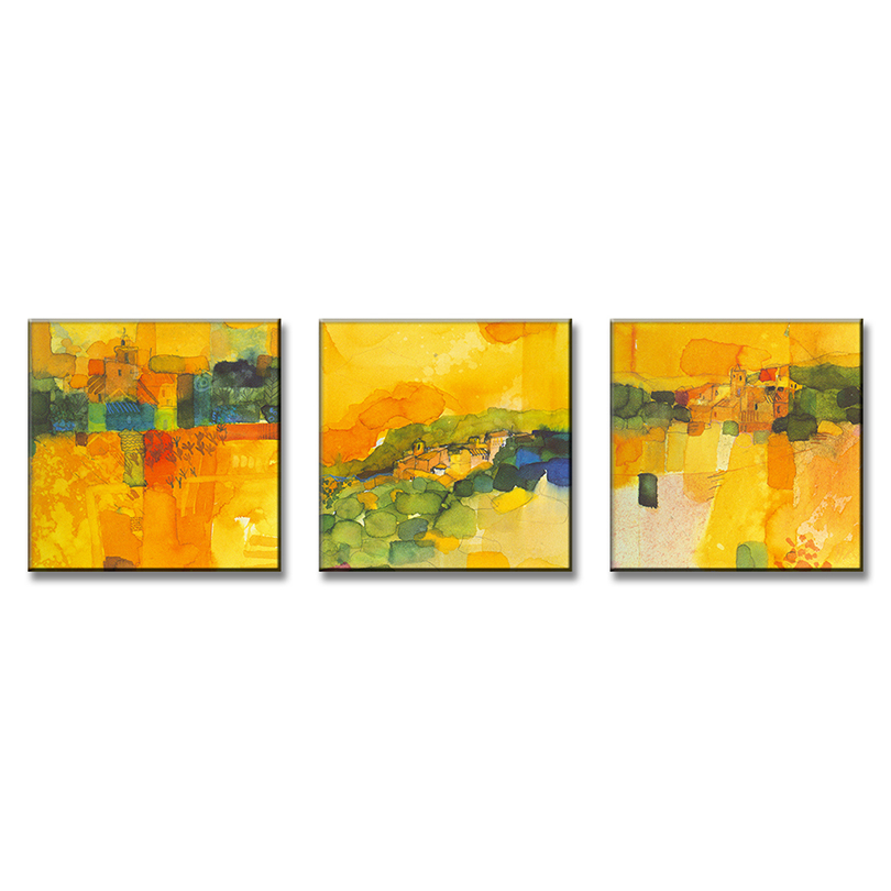 Magnificent 3 Pc Canvas Wall Art Gallery - Wall Art Collections ...