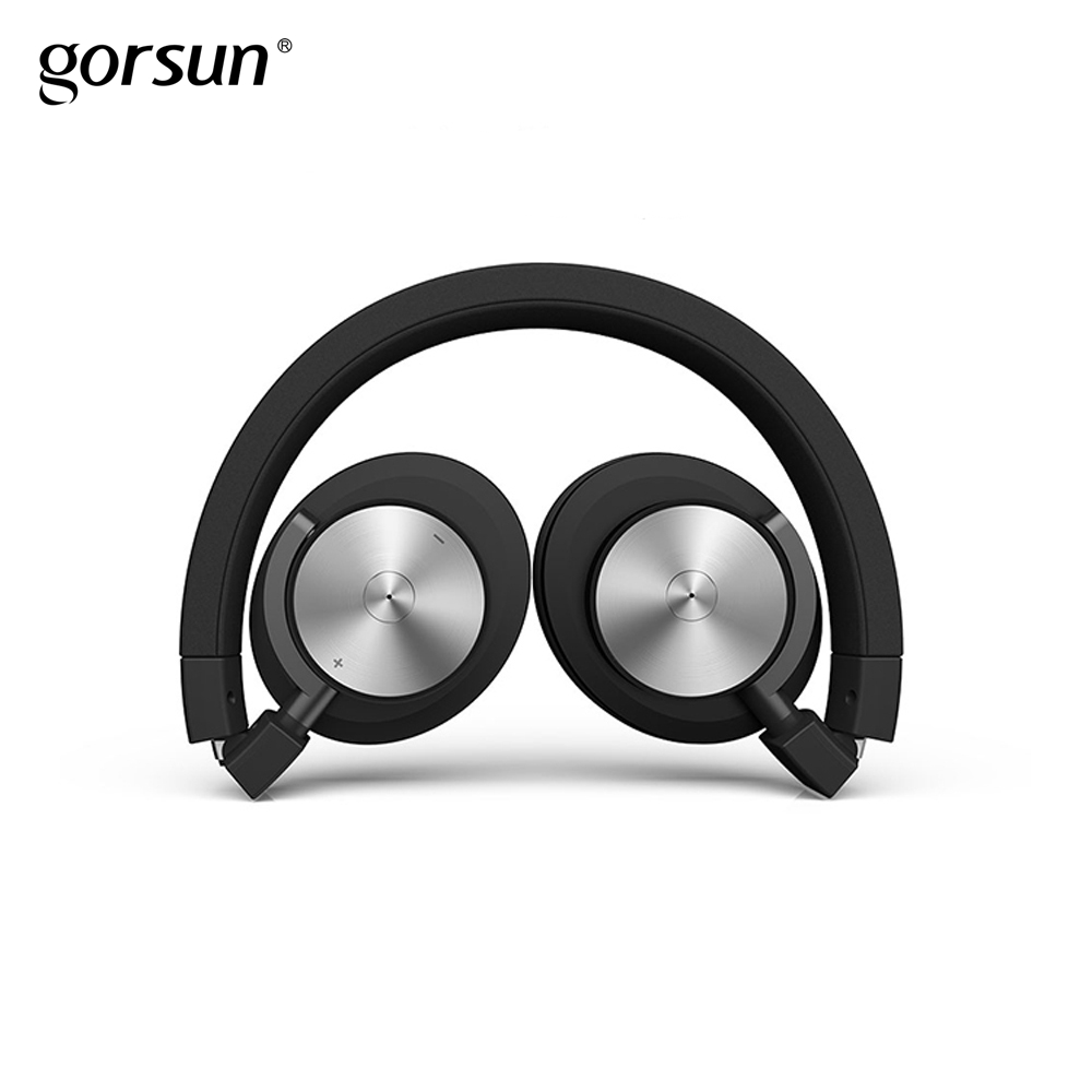 Wireless Headphones bluetooth Headset with NFC Stereo Headphones Gorsun E2 Foldable Stereo Sport Earphones for phones