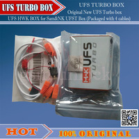 Gsmjustoncct Gsmjustoncct Turbo UFS HWK For Sam NK SonyEricsson UFST Box Packaged With 4 Cables Free
