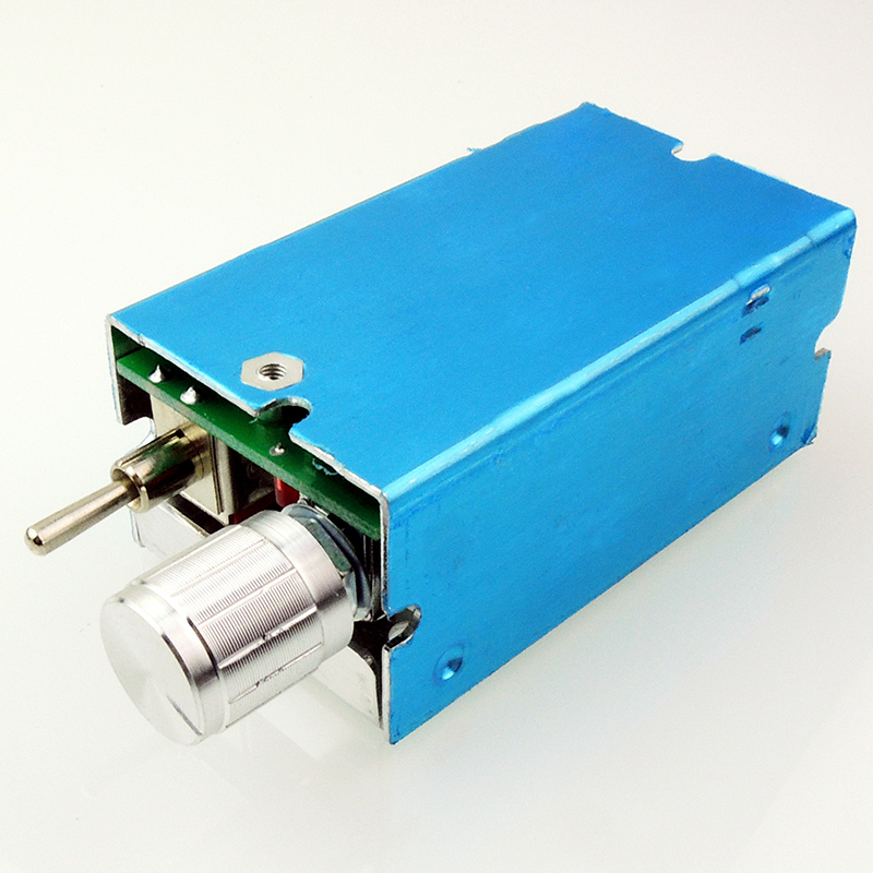 Motors & Parts Hard-Working Ccm2nj Pwm Dc Motor Governor Stepless Variable Speed Forward And Backward Switching Pulse Width Motor Speed Regulation 12-40v Durable Service