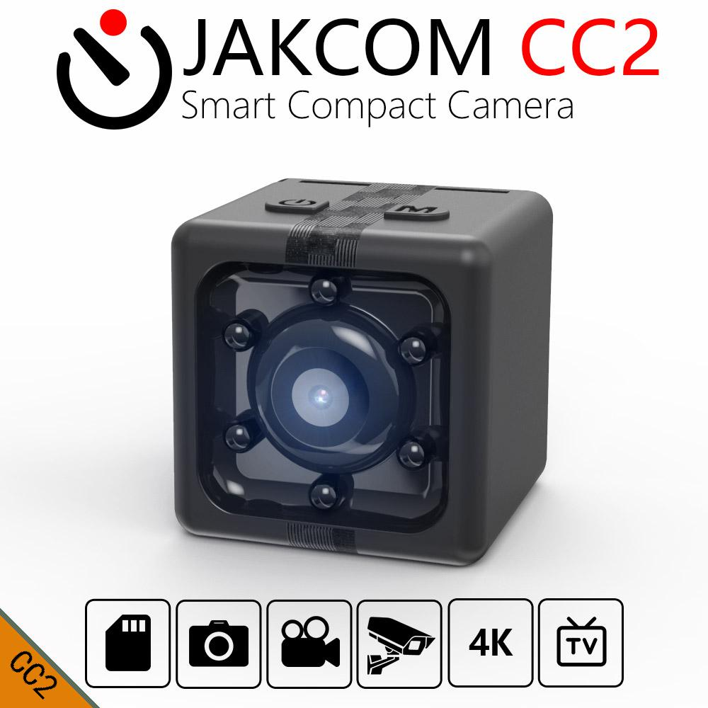 JAKCOM CC2 Smart Compact Camera Hot sale in Mini Camcorders as mini camera for android phone fastrack watches mini cam wifi