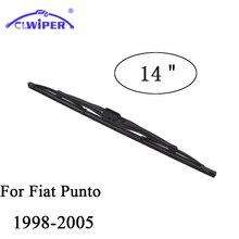 Rear Wiper Blades For FIAT PUNTO (1998-2005) 1999 2000 2001 2002 2003 2004 Rear Car Windscreen Wiper Windshield Wiper Blade 14″