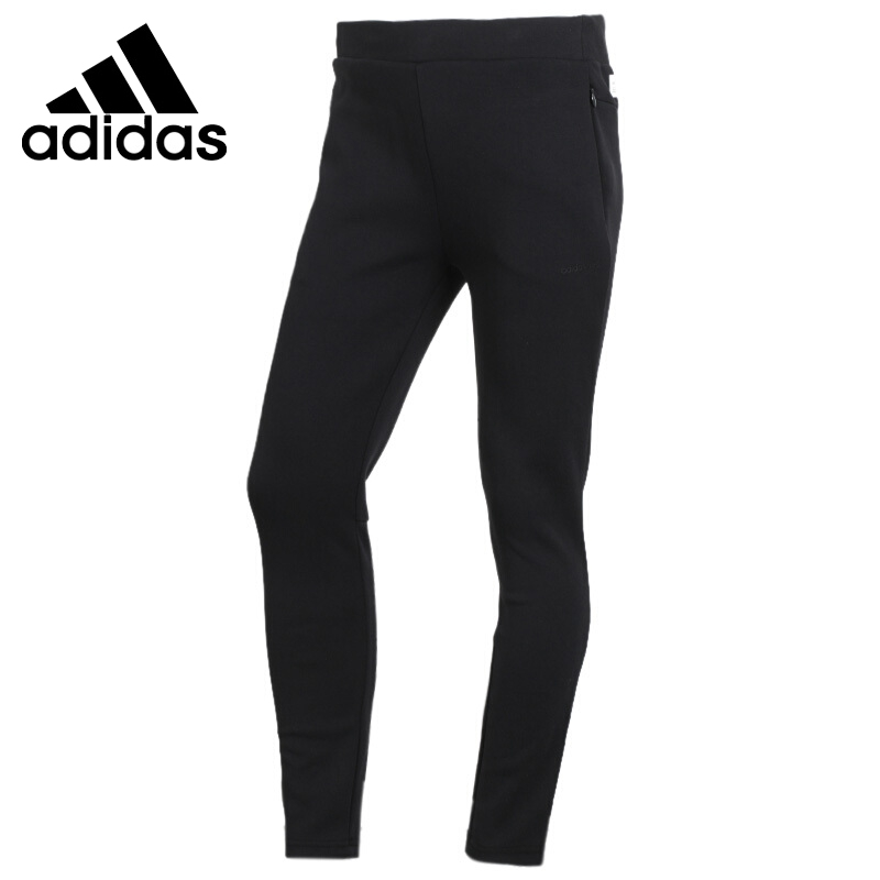 Original New Arrival 2018 Adidas NEO Label TRCK PNT SPCR Women's Pants Sportswear original new arrival official adidas neo women s knitted pants breathable elatstic waist sportswear