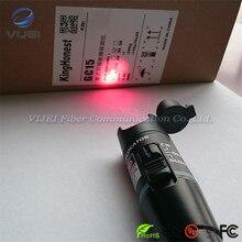 Outil FTTH localisateur de défauts visuels à fibres optiques VFL 30mW 30km stylo Laser optique localisateur de défauts visuels Source lumineuse Type de stylo 650nm