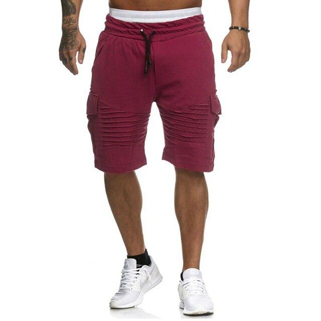 Cargo Summer Pocket Fitness Shorts 3