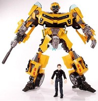 Real Car Robot Action Figures Toys Birthday Gift For Boys A8