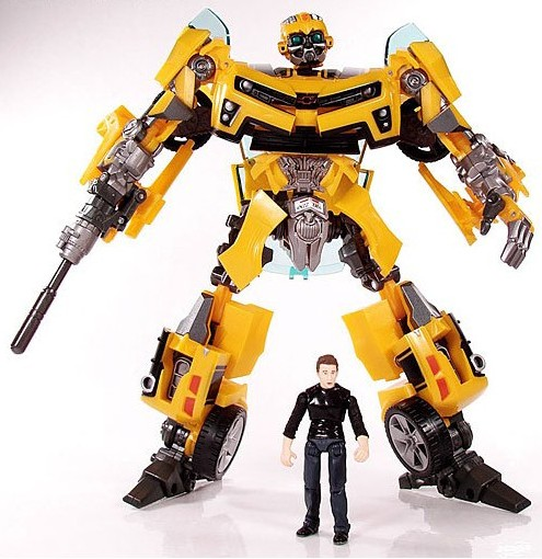 Transformation Human Alliance Car Robot Barricade Jazz Leadfoot Sideswipe Soundwave Christmas Gift for Boy (no original package) real transformation car robot human alliance bumblebee and sam birthday gift for boys