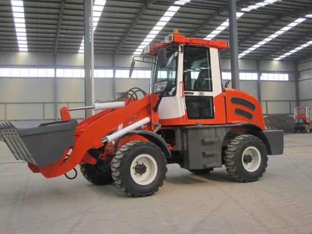 ZL10 wheel loader ce for sale