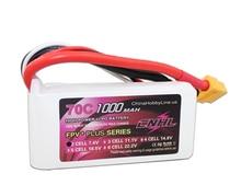 LI-PO 1000mAh 7.4V 70C(Max 140C) 2S Lipo Battery