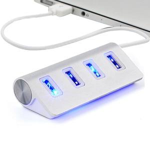 USB 2.0 Aluminum Alloy Adapter