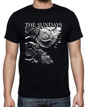The Sundays Dream Pop Band  Mens Black T-shirt Size S-3XL Printed Summer Style T Shirt Male Harajuku Top Fitness Brand Clothing