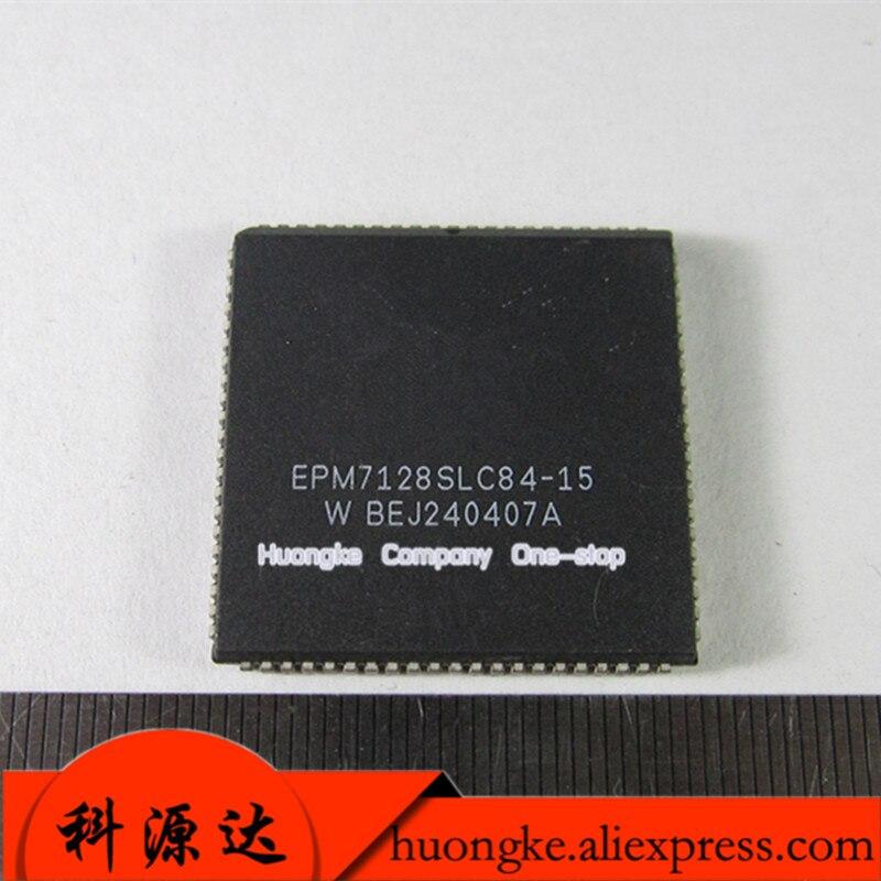 1pcs/lot EPM7128SLC84-15N EPM7128SLC84-15 EPM7128SLC84-10N PLCC84